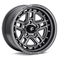 Fuel Off-Road Nitro 5 Anthracite Painted Wheels