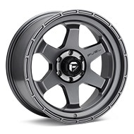 Fuel Off-Road Shok Anthracite Painted Wheels