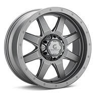 Granite Alloy GA643 Anthracite Painted Wheels