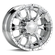 Helo HE791 8-Lug Chrome Plated Wheels
