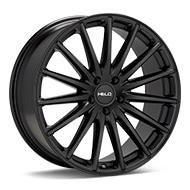 Helo HE894 Black Painted Wheels