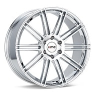 KMC KM707 Chrome Plated Wheels