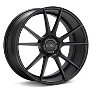 KMC KM709 Black Painted Wheels