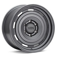 KMC KM720 Roswell Anthracite Painted Wheels