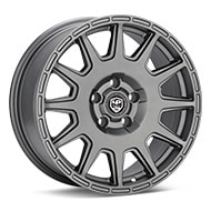LP Aventure LP1 Matte Grey Wheels