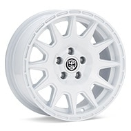 LP Aventure LP1 White Painted Wheels