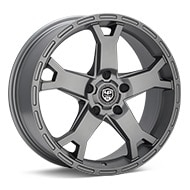 LP Aventure LP2 Matte Grey Wheels