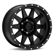 Method MR301 The Standard Black Painted Wheels