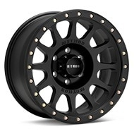 Method MR305 NV Black Painted Wheels