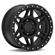 Method MR312 Black Painted Wheels