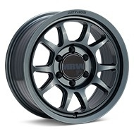 Method MR313 Gloss Titanium Painted Wheels
