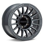 Method MR314 Gloss Titanium Painted Wheels