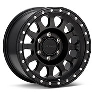 Method MR315 Black Painted Wheels