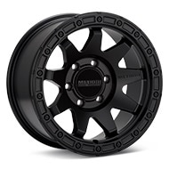 Method MR317 Black Painted Wheels