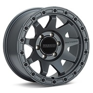 Method MR317 Titanium Painted Wheels