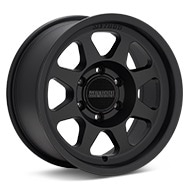 Method MR701 Black Painted Wheels