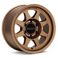 Method MR701 Matte Bronze Painted Wheels