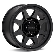 Method MR701HD Black Painted Wheels