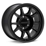 Method MR702 Black Painted Wheels