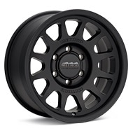 Method MR703 Black Painted Wheels