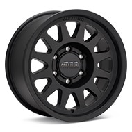 Method MR704 Black Painted Wheels