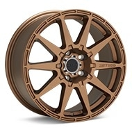 Method Rally Series MR501 Bronze Painted Wheels