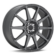 Method Rally Series MR501 Titanium Gunmetal Wheels