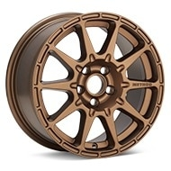 Method Rally Series MR501 VT-Spec 2 Bronze Painted Wheels