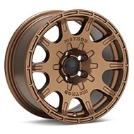 Method Rally Series MR502 VT-Spec 2 Bronze Painted Wheels