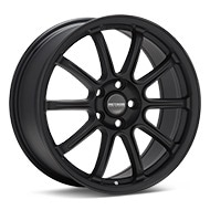 Method Rally Series MR503 Black Painted Wheels