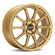 Method Rally Series MR503 Gold Painted Wheels