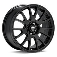 MOTEGI RACING MR118 Black Painted Wheels
