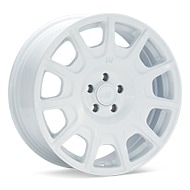 MOTEGI RACING MR139 White Painted Wheels