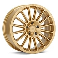MOTEGI RACING MR141 Gold Painted Wheels