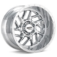 MOTO METAL MO985 Breakout Chrome Plated Wheels