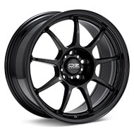 O.Z. Alleggerita HLT Gloss Black Painted Wheels