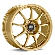 O.Z. Alleggerita HLT Gold Painted Wheels
