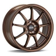 O.Z. Alleggerita HLT Matte Bronze Painted Wheels