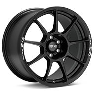O.Z. Challenge Black Painted Wheels