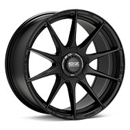 O.Z. Formula HLT Black Painted Wheels