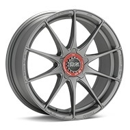 O.Z. Formula HLT Matte Grey Wheels