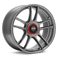 O.Z. Indy HLT Titanium Painted Wheels