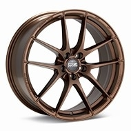 O.Z. Leggera HLT Matte Bronze Painted Wheels