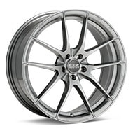 O.Z. Leggera HLT Bright Race Grey Wheels