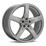 O.Z. Monaco HLT Matte Grey Wheels