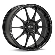 O.Z. Racing Atelier Forged Superforgiata Black Painted Wheels
