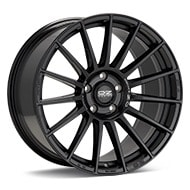 O.Z. Superturismo Dakar Black Painted Wheels
