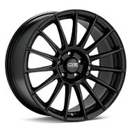 O.Z. Superturismo LM Black Painted Wheels