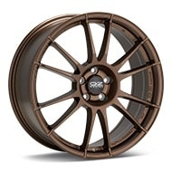 O.Z. Ultraleggera HLT Matte Bronze Painted Wheels