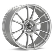 O.Z. Ultraleggera HLT Matte Silver Painted Wheels